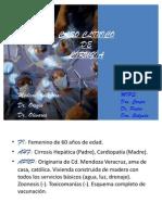 Caso Cx cirugía