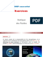 Exercices-Statique-Fluides
