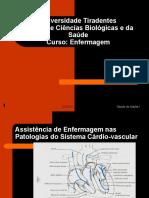 Assistência de Enfermagem nas Patologias do Sistema Cárdio-vascular