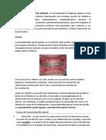 PERIODONTITIS APICAL AGUDA1