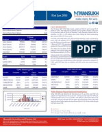 DERIVATIVE REPORT FOR 31 JAN - MANSUKH INVESTMENT AND TRADING SOLUTIONS