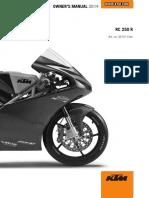 ktm RC250R owners manual.pdf