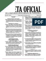 Gaceta Oficial.N° 41.293 Decreto N° 3.185 Exoneración de 32 Mil UT ISLR_05-Dic-17