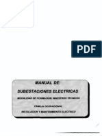 manual de subestaciones electricas