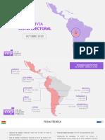 Clima Electoral en Bolivia Oct 2020 Web