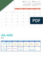 Calendar 2 Marco