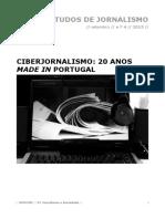 Ciberjornalismo