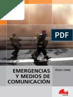Emergencias y Medios de Comunicación • Iñaki Orbe (1)