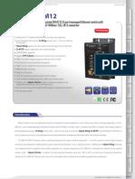 Datasheet_TES-3080-M12_v1.0