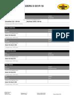 zProduct recommendation Komatsu Bulldozers D D31P-18 Komatsu 6D95L