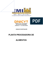 proyecto Planta Procesadora de Alimentos-IICYT  formato