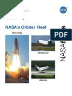 NASA Facts NASA's Orbiter Fleet 2006