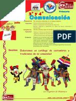 Comunicación 3° Y 4° 24 Julio Abdel
