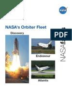 NASA Facts NASA's Orbiter Fleet 2007