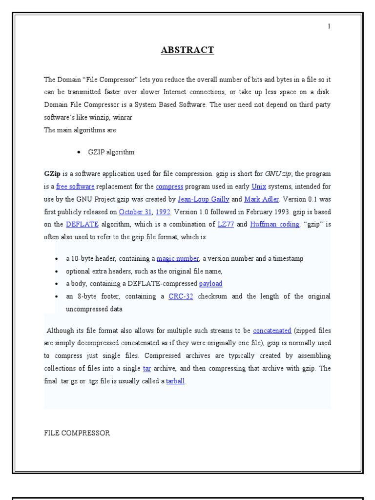 net minor project-file compressor   C Sharp (Programming