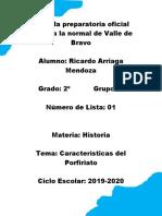 caracteristicas del porfiriato.pdf