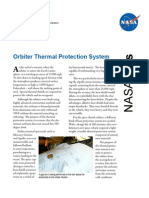 NASA Facts Orbiter Thermal Protection System 2006