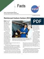 NASA Facts Reinforced Carbon-Carbon (RCC) Panels 2004