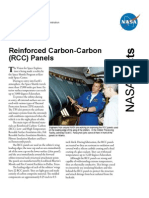 NASA Facts Reinforced Carbon-Carbon (RCC) Panels 2006