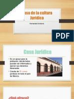 Casa de la cultura Jurídica.pptx