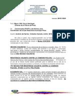IGA 2019 - POLICIA MUNICIPAL DE PLAZA