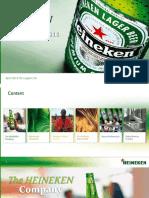 HEINEKEN - Company Presentation April 2013 - no notes publish