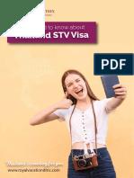 Thailand STV Visa Information