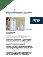 Ambiente - ECOnfuso - ações ecológicas - hábitos poluentes - saúde & Qualidade de Vida