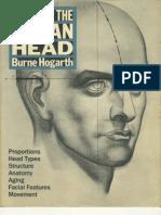 Burne Hogarth - Drawing the Human Head