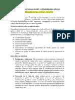 RESUMEN ADMINISTRACIÓN DE VENTAS EXAMEN PARCIAL