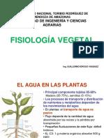 1.3a FISIOLOGÍA. Mecanismo de transporte de agua