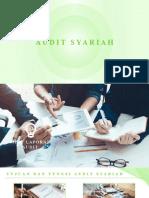 PPT AUDIT SYARIAH