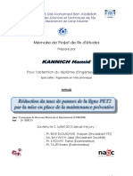 Reduction du taux de pannes de - Kannich Hamid_2978.pdf