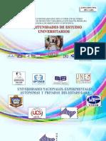 OPORTUNIDADES DE ESTUDIO  DEL ESTADO LARA%