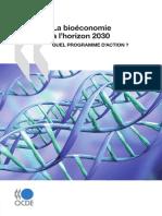 La Bioéconomie à l'Horizon 2030 - Quel Programme d'Action .pdf