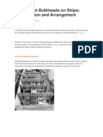 Water Tight Bulkheads on Ships_Construction and Arrangement.pdf