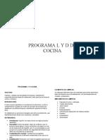 EJEMPLO DE PROGRAMA DE L Y D