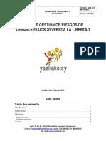 PLAN DE GESTION DE RIESGOS DE DESASTRES UDS VEREDA CAÑO FLOR.docx