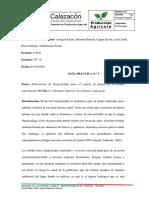 Practica 2. Biopesticida de CEBOLLA