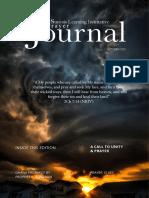 Sunesis Prayer Journal