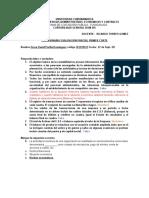 Evaluación Parcial 1 Contabilidad 501M SIS