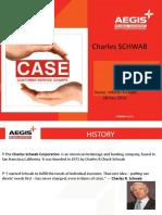 Case on Charles SCHWAB