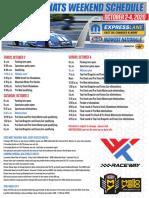 NHRA WWT Raceway