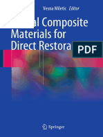 Dental Composite Mat. for Direct Restoration(2018)