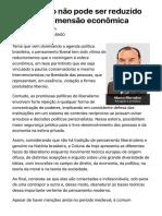 ConJur - Liberalismo não pode ser reduzido apenas à dimensão econômica.pdf