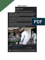 Ética - Romer Ismael Perez Lachapel