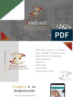 Pradiant Análisis y Consultoría SC | Brochure