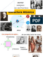 Estructura atómica