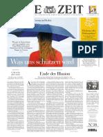 Die Zeit mit Zeit Magazin No 38 vom 10. September 2020