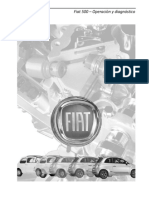 Fiat 500 Operación y diagnóstico